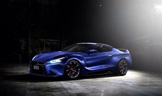 Nissan GTR36 2019年登场?再有细节曝光!