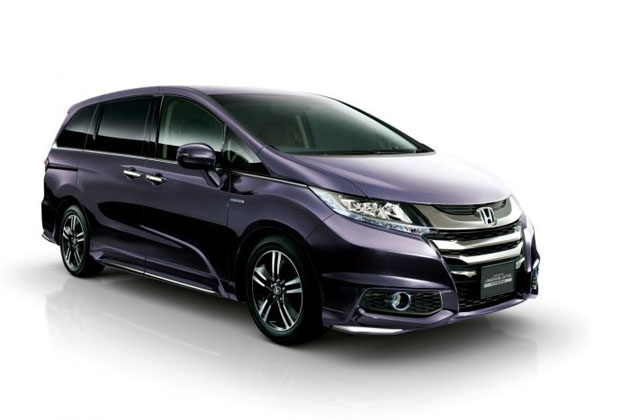 Honda Odyssey 2018 细节曝光!又要大改了?