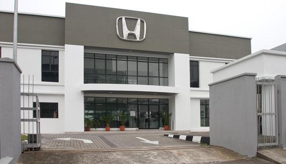 加强售后服务, Honda Malaysia 开设全新的零件与喷漆中心!