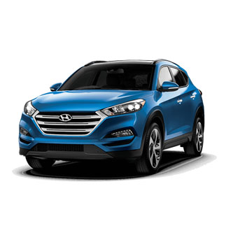 2017 Hyundai Tucson 1.6 Turbo
