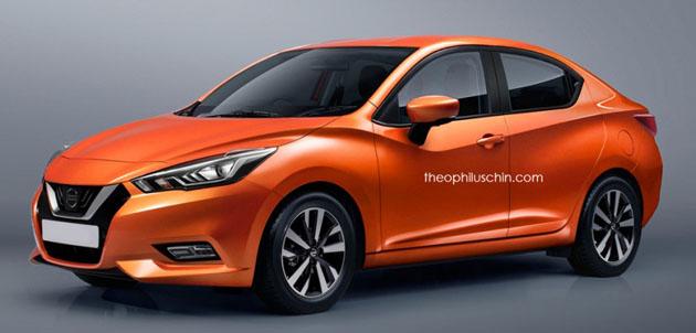 Nissan Almera 新世代将搭载1.2L 涡轮引擎?