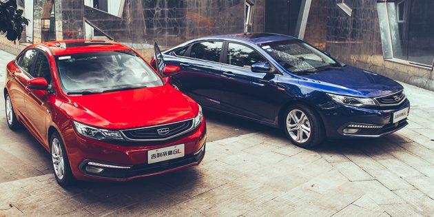 Geely D Ho GL,帝豪GL会是 Proton Preve 的继承车吗?