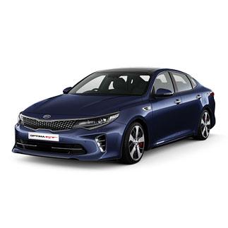 2017 Kia Optima GT 2.0 TGDl