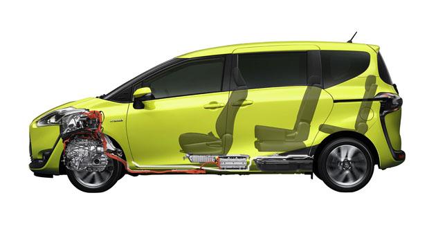 Toyota Sienta 8月推出小改,安全配备更上一层楼!