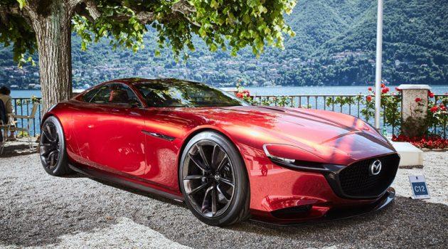 Mazda 转子引擎复活?新一代RX-7或今年发表!