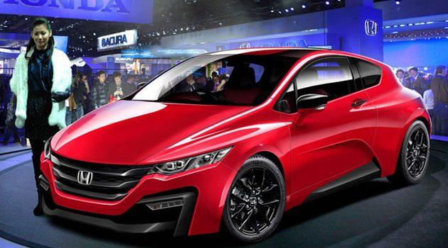 Honda CR-Z 2018 引擎数据泄露?最大马力大160 ps?