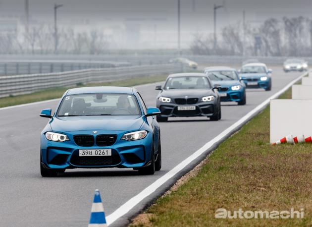 海外试驾: BMW M Drive 2017 ,宝马魅力所在!