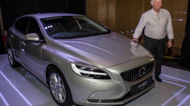 Volvo V40 小改款登陆大马,售价 RM 180,888 !