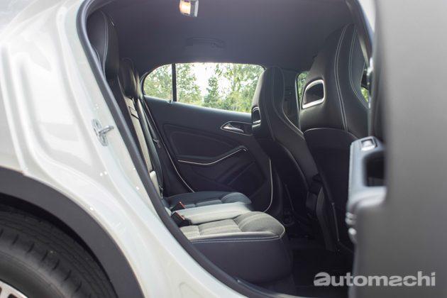Mercedes-Benz GLA200 2017 ,跨界新势力!