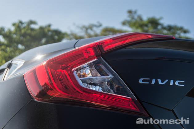Honda Civic FC 1.8 ,低价不低配!