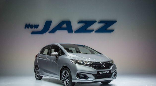2017 Honda Jazz 正式发表,售价从RM 74,800!