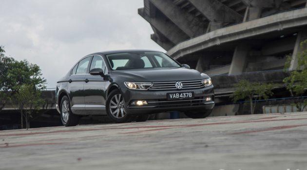 大马市场超值新车: Volkswagen Passat Trendline