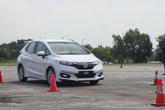 Honda Jazz Hybrid ,不同以往的好玩!