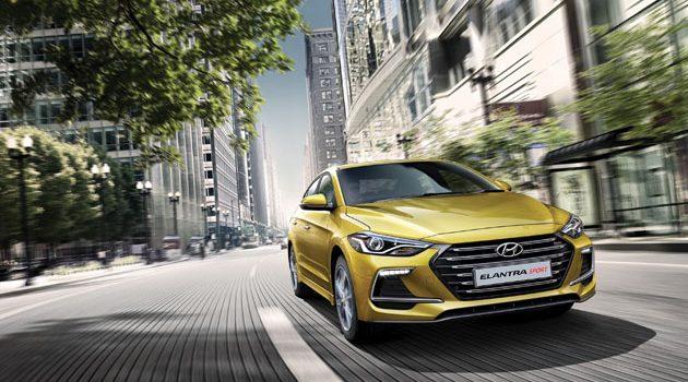 2017 Hyundai Elantra 正式公开预定,价格从RM 120,000起跳!