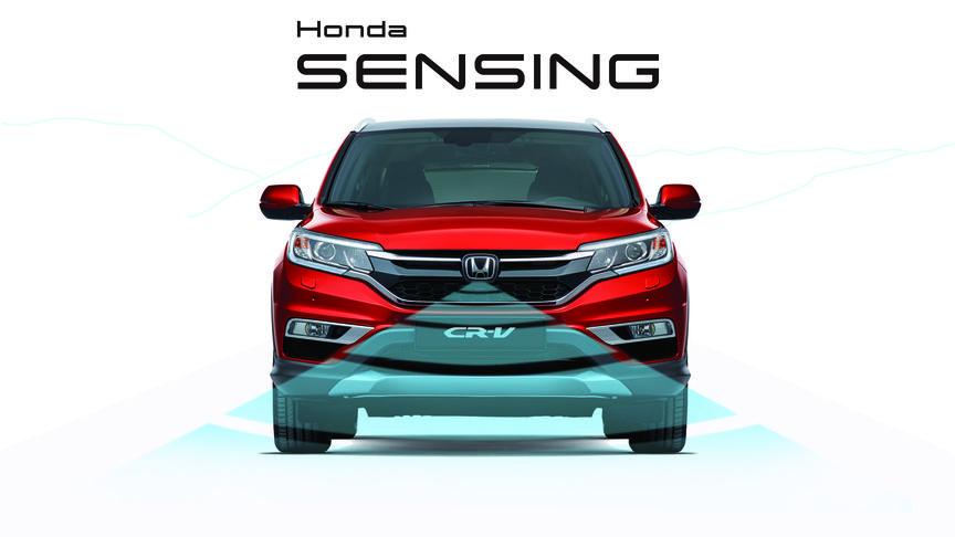 Honda CR-V 2017 正式开放预订!7人座似乎暂时缺席。。。
