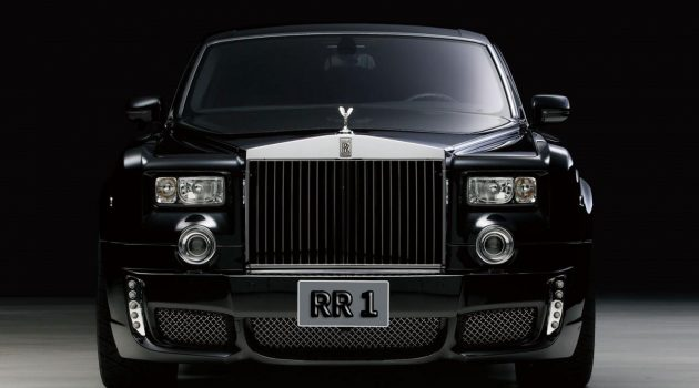 Rolls Royce 专用?玻璃市政府推出 RR 车牌!