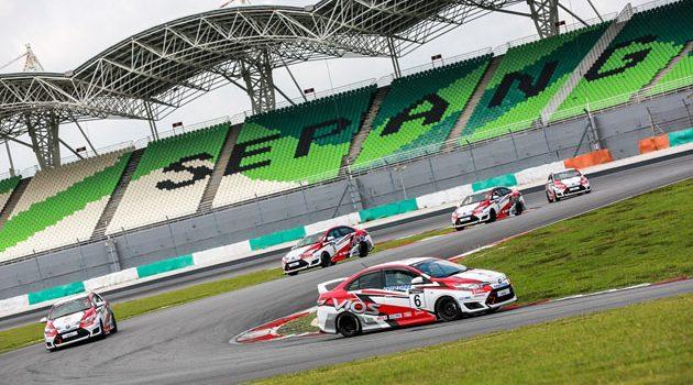Sepang International Circuit ,东南亚第一的赛道!