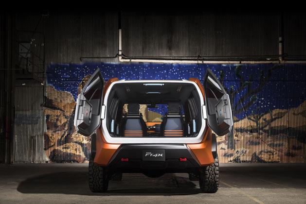 Toyota TJ Cruiser ,全新小型SUV即将登场!