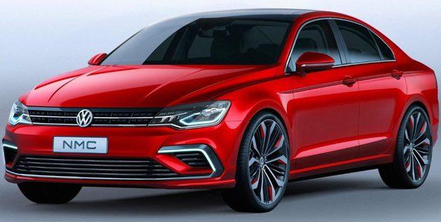 Volkswagen Jetta 2018 ƭ�式现身,终于大改款了! Automachi Com