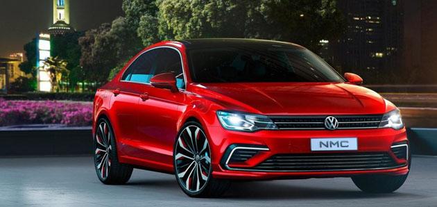 Volkswagen Jetta 2018 正式现身,终于大改款了!