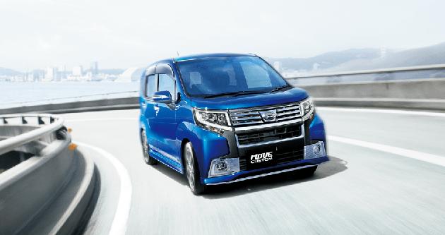 Daihatsu Move 明年大改款,Perodua请引入本地吧!