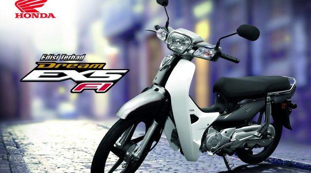Honda EX5 C100 ,属于全马来西亚人民的 Super Cub!