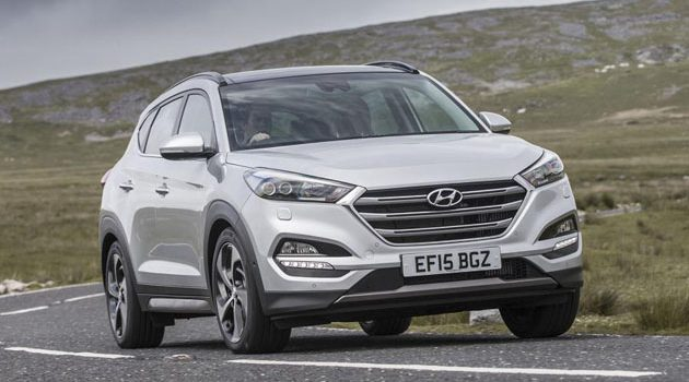 Hyundai Tucson 2017 正式上市!新增1.6涡轮引擎!