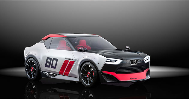 Nissan Silvia S16 东京车展现身,1.6L 涡轮引擎搭载!