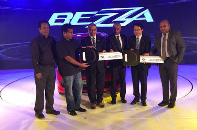 Perodua Bezza 1.0 斯里兰卡发售!开价RM 103,162.29!