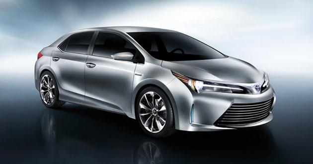 Toyota Vios 确定2018年登场!TNGA成最大支撑!