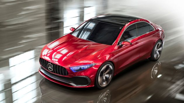 Mercedes-AMG A45 新一代也走Hybrid路线?马力还会超越400hp!