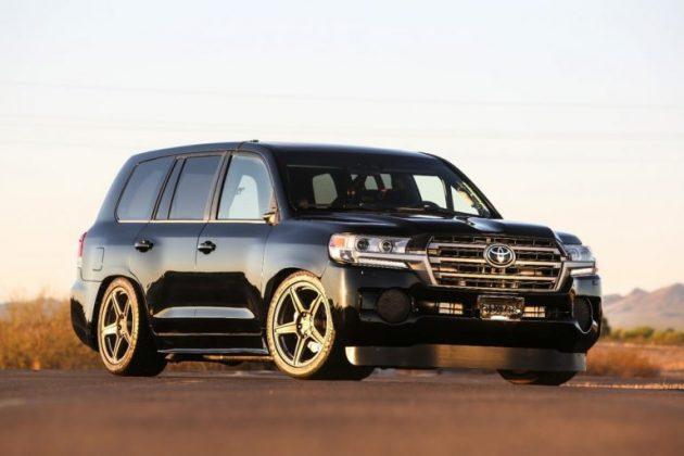 世界最快 Fastest SUV 不是超跑品牌,而是这辆 Toyota Land Cruiser !