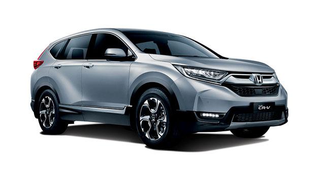 Honda CR-V 狂卖,一个星期已经达到两个月目标!