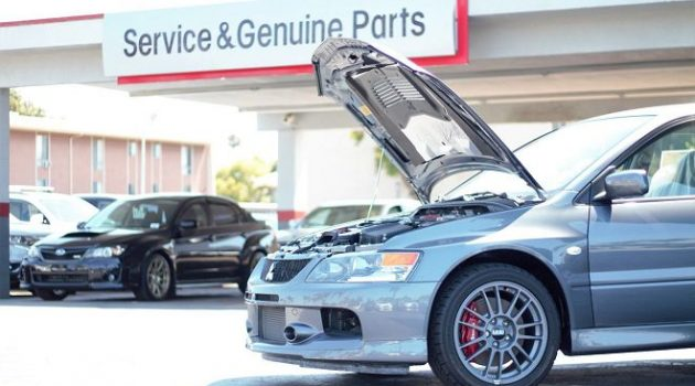 Mitsubishi Lancer Evolution IX MR 天价拍卖,你要买吗?