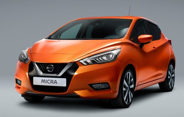 Nissan Almera 大改款要来了?预计2018年亮相!
