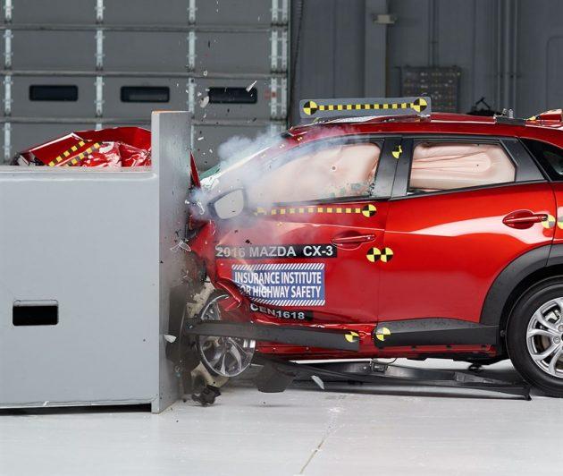 Mazda 太强,全部车款都拿到 IIHS 最高评价!