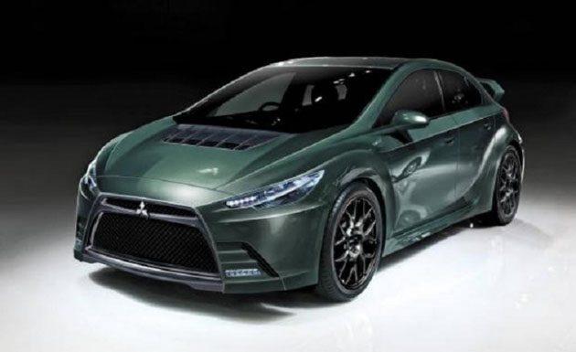 Carlos Ghosn确定 Mitsubishi Lancer Evolution 复活!