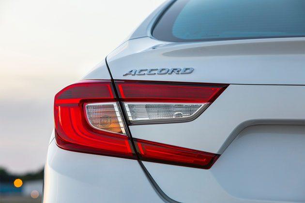 2018 Honda Accord 正式发表!再见了自然进气!