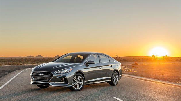 Hyundai Sonata LF 小改款明年登场,或有2.0L涡轮版本!