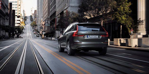 Volvo XC60 2018 预计最快年末登场!T6或为主力!