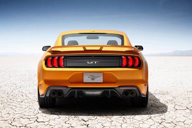 Ford Mustang 小改款即将面试,野马这次跑得更快了!