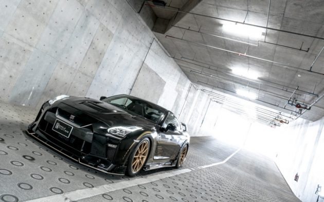 Nissan GT-R 2017 Rowen body kit 登场,你觉得好看吗?