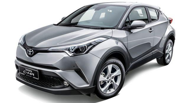 Toyota C-HR 下个月公开巡回亮相,搭载Dual VVT-i引擎?
