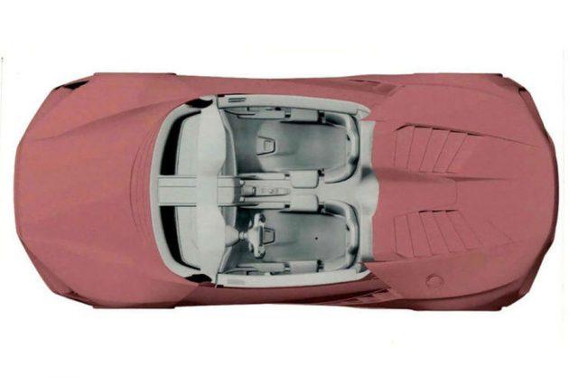Honda S2000 继承车来了? Honda 中置引擎跑车专利图曝光!