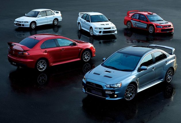 Mitusbishi Lancer Evolution 会以SUV车型现身?会长表示:不可能!