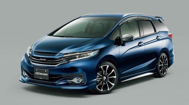 Honda Shuttle 今年9月再度发表改进版,额外增设Honda SENSING!