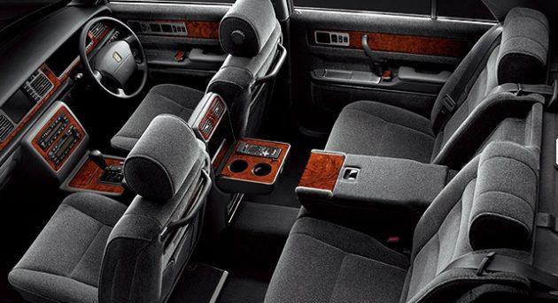 Toyota Century 新一代Toyota旗舰将搭载混合动力系统!