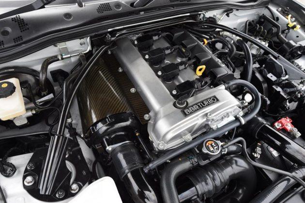 觉得 Mazda MX-5 不够有力?BBR 外挂Turbo Kit是你的解药!