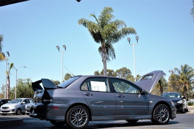 Mitsubishi Lancer Evolution IX MR 天价拍卖,你要买吗?