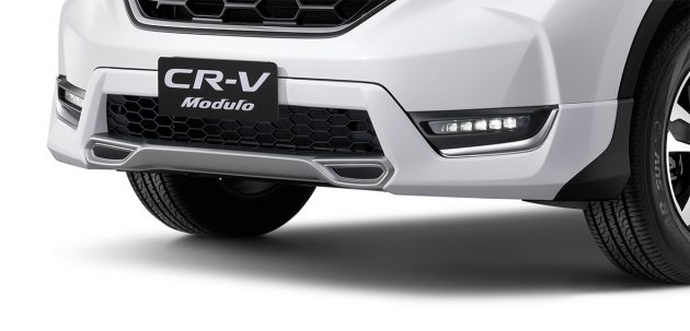 Honda cr v modulo for Honda cr v vs bmw x3